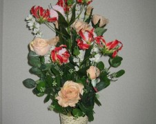 花束の様なアレンジメント